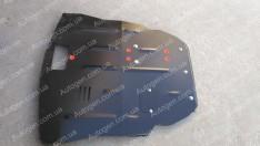 Защита двигателя Mitsubishi Grandis (2003-2011)