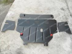 Защита двигателя Nissan Primastar 1 (2001-2014)