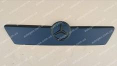 –ешетка радиатора (верхн¤¤) зимн¤¤ Mercedes Sprinter 1 (2000-2002) ћатова¤