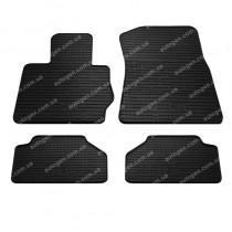 Коврики салона BMW X4 (F26) (2014->) (4шт) (Stingray)