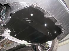 """Защита двигателя Nissan Kubistar (1998-2008) """"ЩИТ"""""""