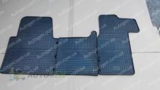 Коврики салона Nissan NV400 (2010->) (3шт) (Politera)