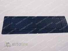 Коврики салона Nissan NV400 (2010->) (второй, третий ряд) (Politera)