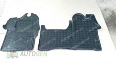 Коврики салона Nissan NV400 (2010->) (2шт) (Avto-Gumm)