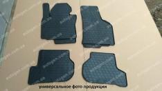Коврики салона Mitsubishi Pajero 3 (1999-2006) (4шт) (Stingray)