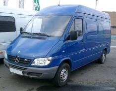 Подкрылки Защита Локера Mercedes Sprinter (1995-2006) / Volkswagen LT 28-35 (1995-2006)