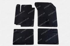 Коврики салона Suzuki SX4 (2013->) (4шт) (Stingray)