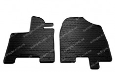 Коврики салона Acura MDX (2013->) (передние 2шт) (Stingray)