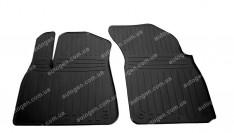 Коврики салона Audi Q8 (2018->) (with plastic clips AV2) (передние 2шт) (Stingray)