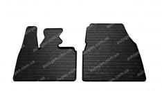 Коврики салона BMW i3 (2013->) (передние 2шт) (Stingray)
