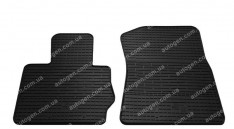 Коврики салона BMW X3 (F25) (2010-2018) (передние 2шт) (Stingray)