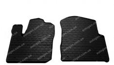 Коврики салона Jeep Grand Cherokee (WL) (2010->) (передние 2шт) (Stingray)