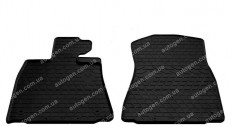 Коврики салона Lexus IS (2013->) (передние 2шт) (Stingray)
