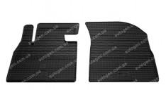 Коврики салона Nissan Micra (K12) (2003-2010) (передние 2шт) (Stingray)