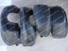 Подкрылки Chevrolet Aveo T250, Chevrolet Aveo T255 (2006-2011) (4шт) (Mega-Locker)