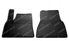 Коврики салона Tesla Model S (2012->) (передние 2шт) (Stingray)