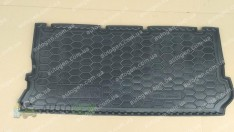 Коврик в багажник Seat Alhambra (7 мест) (1996-2010) (Avto-Gumm Полиуретан)