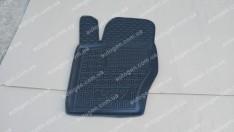 Коврики салона Peugeot 307 (2001-2008) (водительский 1шт) (Avto-Gumm)