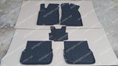 Коврики салона Volkswagen Passat B4 (1993-1997) (5шт) (Avto-Gumm)