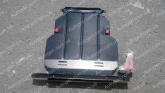 "Защита двигателя Seat Toledo 2  (1999-2004) (бензин)    ""Titanium"""