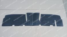 Коврики салона Opel Vivaro (второй ряд) (2001-2014) (1шт) (Avto-Gumm)