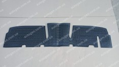 Коврики салона Nissan Primastar (второй ряд) (2001-2014) (1шт) (Avto-Gumm)