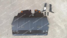 "Защита двигателя Skoda Roomster (2006-2015) ""Titanium"""