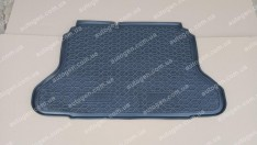 Коврик в багажник Chevrolet Lacetti HB (хетчбэк) (2004-2013) (Avto-Gumm полимер-пластик)