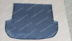 Коврик в багажник Hyundai Santa Fe (5 мест) (короткая база) (2010-2012) (Avto-Gumm полимер-пластик)