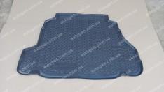 Коврик в багажник Mazda 323 SD (седан) (BA) (1994-1998) (Avto-Gumm полимер-пластик)