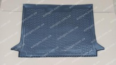 Коврик в багажник Renault Kangoo (пасс.кор. база без обшивки) (2010->) (Avto-Gumm полимер-пластик)