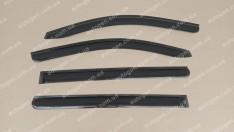 Ветровики Hyundai Trajet (1999-2008) KR (Распродажа!)