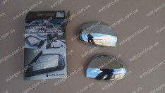 Накладки на зеркала Kia Cerato (2004-2008) KR Хром