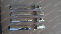 Накладки на ручки SsangYong Rexton (2001-2012) KR Хром