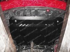 Защита двигателя Toyota Yaris 3 (2011->)