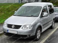 Защита двигателя Volkswagen Caddy (2004-2010) Titan