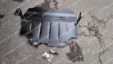 """Защита двигателя Volkswagen Golf Plus (2005-2009)    """"Titanium"""""""