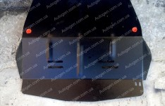 "Защита двигателя Volkswagen LT 2 (1996-2006)    ""Titanium"""