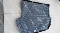 Коврик в багажник Hyundai Santa Fe 2 (5 мест) (2006-2010) (Lada-Locker)