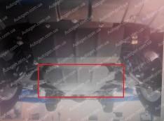 """Защита КПП и раздатки Great Wall Hover H3 / H2 (2005-2010)  """"Titanium"""""""