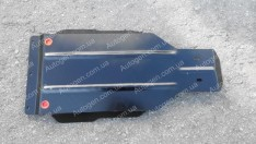 "Защита КПП Mercedes W210 E-Class (1995-2002) (задний привод) ""Titanium"""