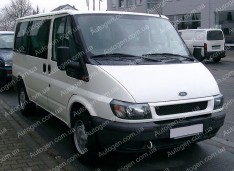 гибка пороги на Ford Transit 2000-2006