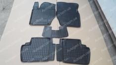 Коврики салона Citroen C4 (2010->) (5шт) (Avto-Gumm)