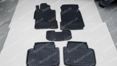 Коврики салона Honda Accord 7 (2002-2008) (5шт) (Avto-Gumm)