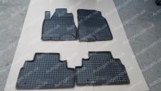 Коврики салона Lexus RX 2 (300, 330, 350, 400h) (2003-2009) (4шт) (Avto-Gumm)