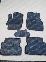 Коврики салона Lifan X60 (2011->) (5шт) (Avto-Gumm)