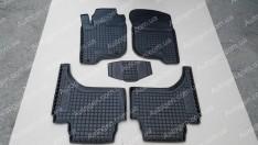 Коврики салона Mitsubishi L200 (2006-2011) (5шт) (Avto-Gumm)
