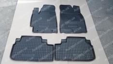 Коврики салона Toyota Highlander 2 (2008-2014) (5шт) (Avto-Gumm)