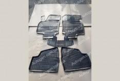 Коврики салона Opel Astra H (2004-2009) (5шт) (Avto-Gumm)