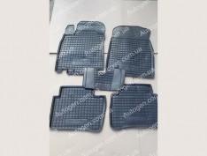 Коврики салона Nissan Tiida 1 (2004-2015) (5шт) (Avto-Gumm)